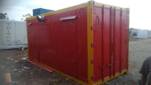 Container Fab Propri