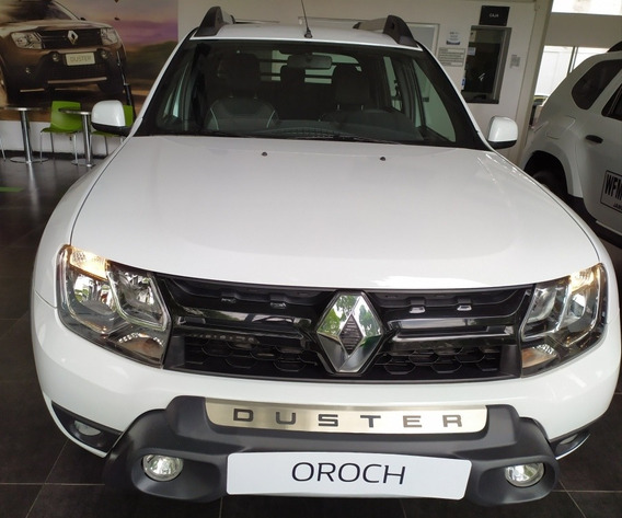 Renault Duster Oroch 4x4 Intens 2.0