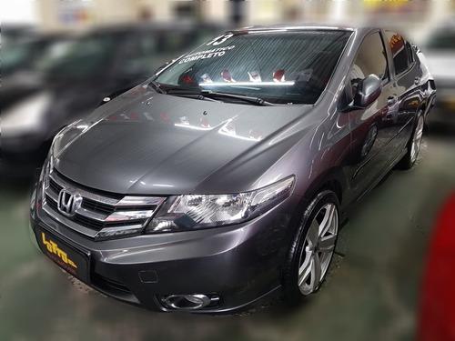 Imagem 1 de 6 de Honda City 1.5 Lx 16v Flex 4p Automático