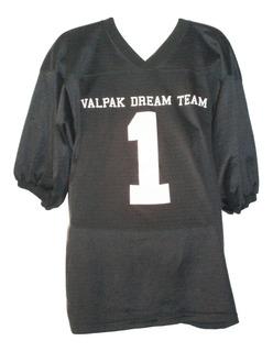 Jersey Grueso Edicion Especial Team Wallpak Football American Vintage Talla S/m Usado Liquidacion $289a