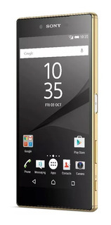 Sony Xperia Z5 Premium Gold Câm 23mp 32gb (vitrine)