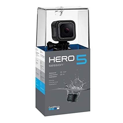 Gopro Hero 5 Session 4k Wifi À Prova D