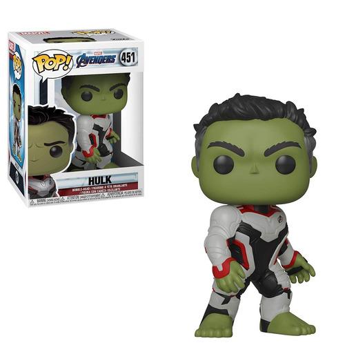 Muñeco Funko Pop 451 Hulk Avengers Endgame Original!!