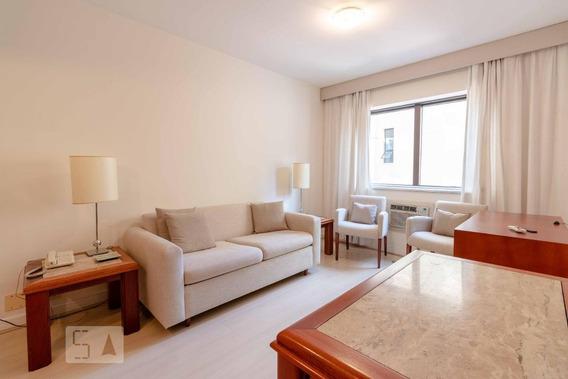 Apartamento Para Aluguel - Itaim Bibi, 1 Quarto, 42 - 893053853