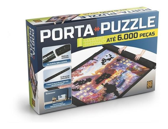 Porta Puzzle Suporte Quebra Cabeça Até 6000 Peças - Grow