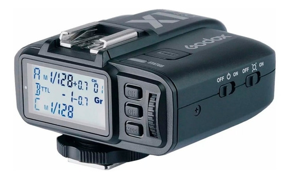 Radio Transmissor Godox X1 Canon Dispara Speedlite/tocha