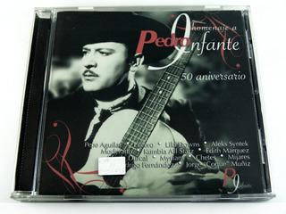 Pedro Infante Homenaje 50 Aniversario Cd Como Nuevo 2006