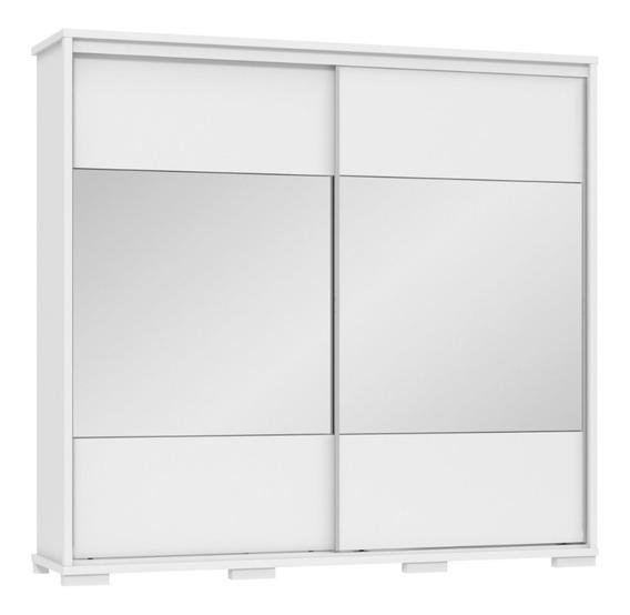 Guarda - Roupa Cadenza 2 Portas De Correr C/ Espelho