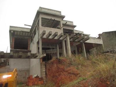 Casa Em Condomínio Fechado Alto Padrão - Atibaia - Ca1588