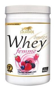 Whey Femme Leader 450g