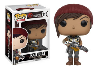 Funko Pop! - Gears Of War - Kait Diaz (10635) - (115)