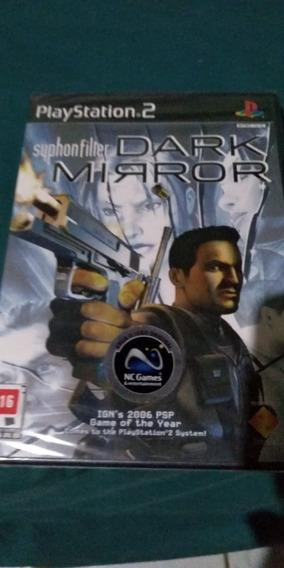 Syphonfilter Dark Mirror Nc Games Lacrado Zero Bala