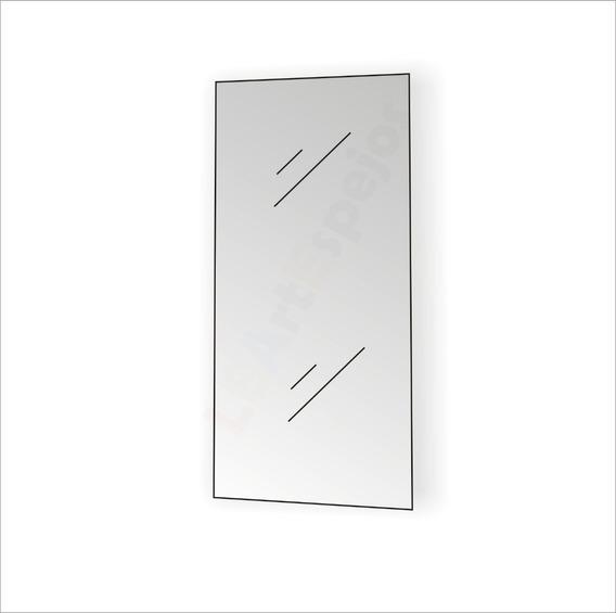 Espejo 120x60cm Para Pegar Bordes Pulidos Rosario Gratis