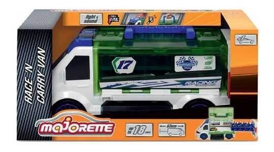 Race N Carry Van Linea Majorette Tapimovil 8188