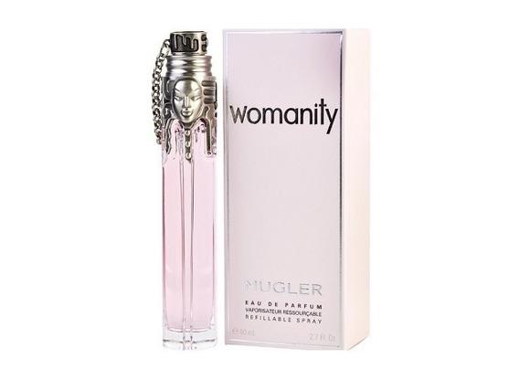 Perfume Womanity Feminino Eau De Parfum 80ml