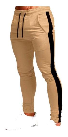 Pants Tipo Jogger Pants Tipo Jogger Con Borde Entubado