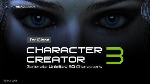 Reallusion Character Creator Pipeline 64bits V3 0 0927 1
