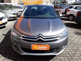 Citroën C4 Lounge 1.6 Origine 16v Turbo Flex 4p