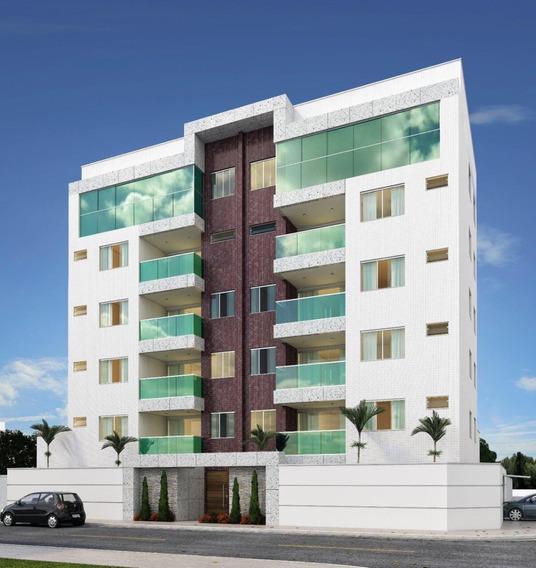 Apartamento - Alto Padrão, Para Venda Em Ipatinga/mg - Imob874