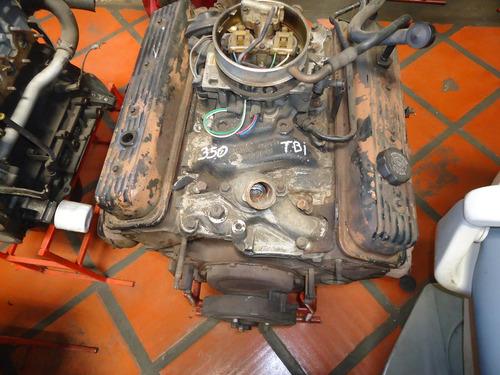 Motor Chevrolet 350 T-rallada Tbi 7/8(950)
