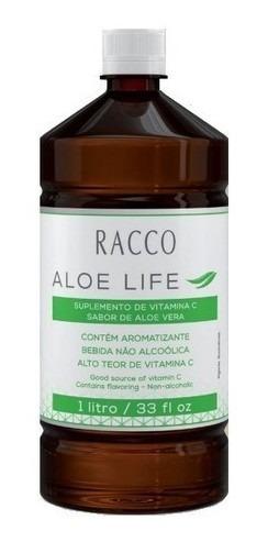Suco De Aloe Vera - 1l - Ios Aloe Life Racco
