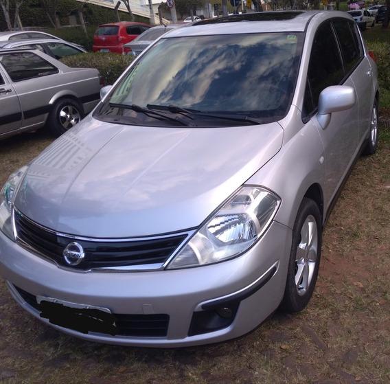 Nissan Tiida 1.8 Sl Flex 5p 2011