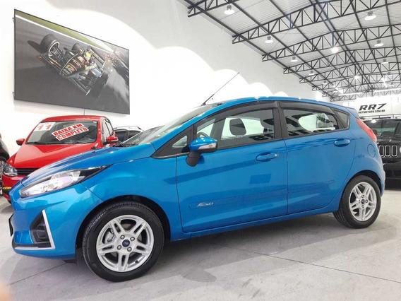 Ford Fiesta Sel 1.6 Automático 2018
