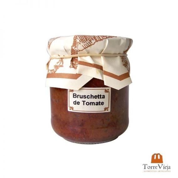 Bruschetta De Tomate En Aceite Nava Del Rey 190gr. Abarrotes
