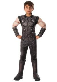 Traje De Thor Para Niño Infinity War