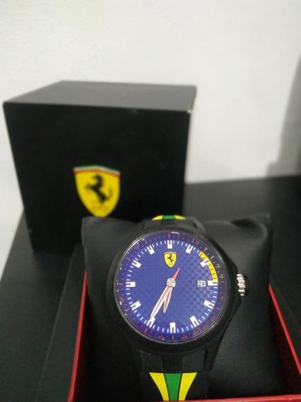 Relógio Ferrari-aceito Oferta