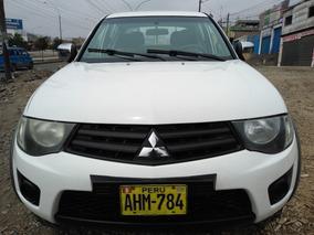 Mitsubishi L200 Del Año 2014 Modelo 2015 4x4