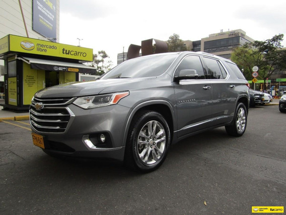 Chevrolet Traverse High Country At 3600 4x4