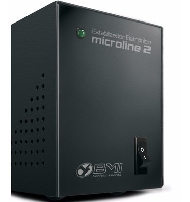 Estabilizador Eletrônico Bmi 300va 110/110v Nfe + Garantia