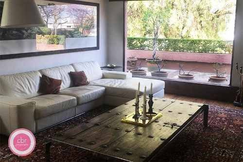 Excelente Casa Condominio Estilo Moderno Con Toques Mexicanos