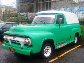 Ford F-100 F54 Panel