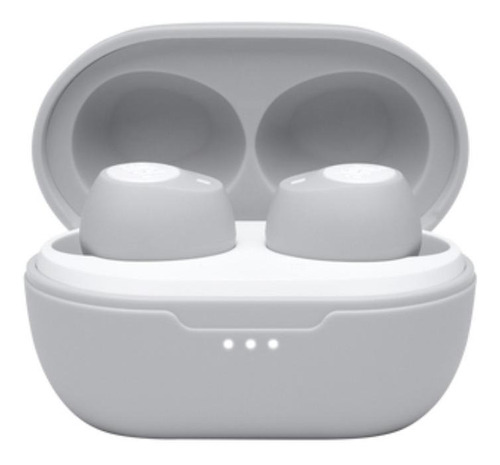 Imagen 1 de 3 de Audífonos in-ear inalámbricos JBL Tune 115TWS white