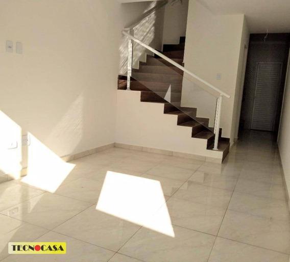 Excelente Sobrado Com 02 Dormitórios Venda Com 52 M² No Bairro Tude Bastos (sítio Do Campo) Em Praia Grande/sp. - So2256