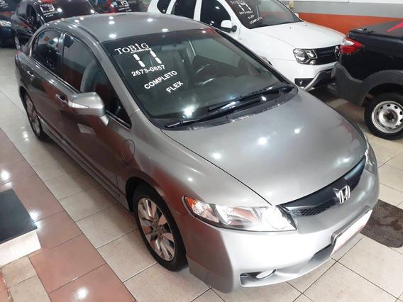 Honda Civic 1.8 Lxl 16v Flex 4p Manual 2011