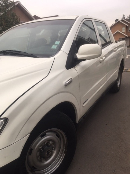 Camioneta Ssangyong Actyon Sports Full Diesel Año 2011oferta