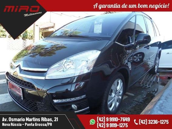 Citroën C4 Picasso Exclusive 7 Lugares Único Dono