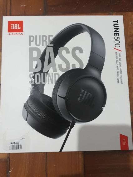Fone De Ouvido Jbl Pure Bass Sound