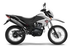 Zr 250 Lt Moto Zanella Trial Cross Enduro Xtz Xr+ 12ctas