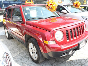 Jeep Patriot 5p Limited Cvt 4x2 Q/c