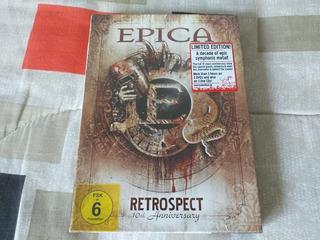 BAIXAR DVD EPICA RETROSPECT