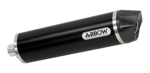 Escape Arrow Aluminio Nero 71809akn P Moto Ktm Adv 1090/1290