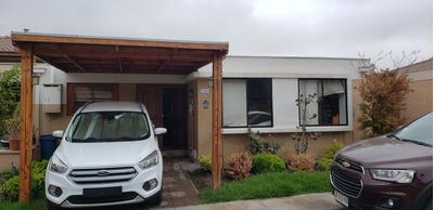 Casa En Condominio. Ciudad Satelite. Maipu