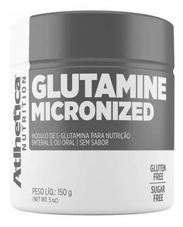 Glutamina Micronizada Evolution Series - 150g - Atlhetica