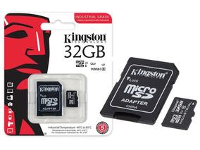 Cartao De Memoria Classe 10 Kingston Sdcit/32gb Micro Sdhc