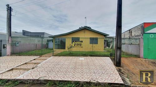 Imagem 1 de 2 de Casa Para Venda Em Guarapuava, Alto Cascavel, 4 Dormitórios, 2 Banheiros - Cs-0040_2-1139237