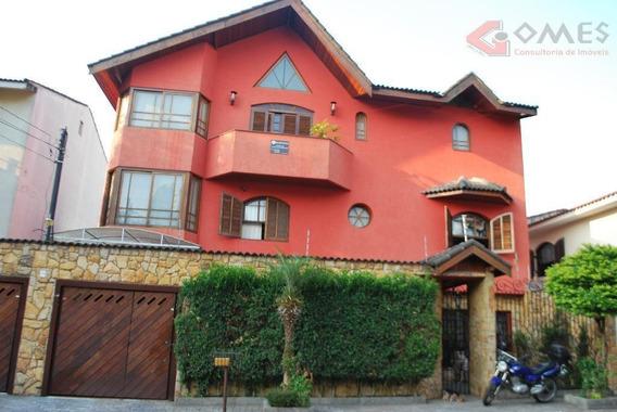 Sobrado Com 3 Dormitórios Para Alugar Por R$ 2.500,00/mês - Parque São Diogo - São Bernardo Do Campo/sp - So0498